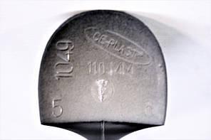 Каблук женский пластиковый 1049 р.1-3  h-10,6-11,4 см., фото 2