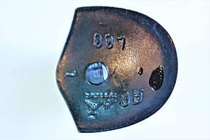 Каблук женский пластиковый 007 р.1,3  h-8,3-8,7 см., фото 2