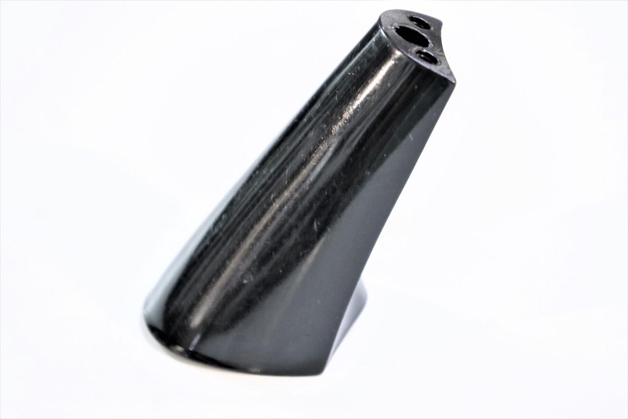 Каблук женский пластиковый 007 р.1,3  h-8,3-8,7 см.