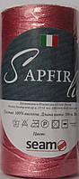 Пряжа SEAM Сапфир Люкс(45 цветов)