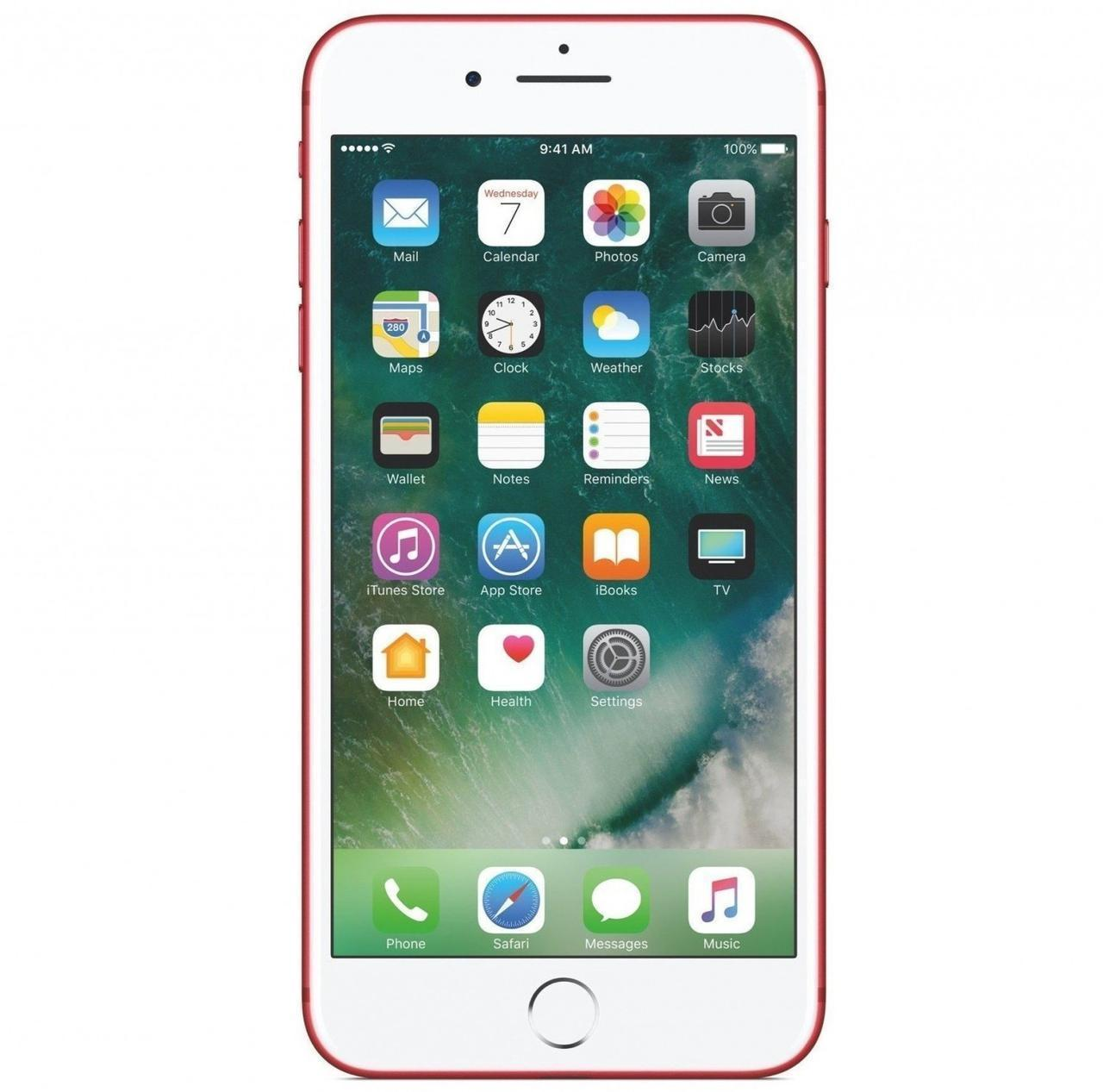 Смартфон Apple iPhone 7 256GB (PRODUCT) RED (MPRM2) (Восстановленный)