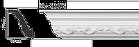Карниз потолочный с орнаментом Classic Home New  HM-12071 лепной декор из полиуретана,