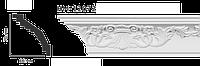 Карниз потолочный с орнаментом Classic Home New  HM-12072 лепной декор из полиуретана,