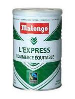 Кава Malongo L Express молотий з/б 250 г