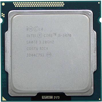 Процессор Intel Core i5-3470 3.2GHz/6MB/5GT/s (SR0T8) s1155, tray