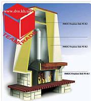 Утеплитель базальтовый для каминов Paroc Fireplace Slab 90 AL1