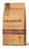 Корм для собак Grandorf  (Грандорф) Duck Potato для всех пород (утка+батат), 3 кг