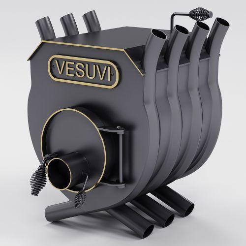 Печь булерьян с плитой Vesuvi Тип 02
