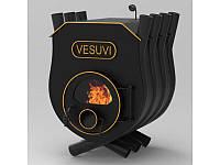Печь булерьян с плитой Vesuvi Тип 03 + стекло