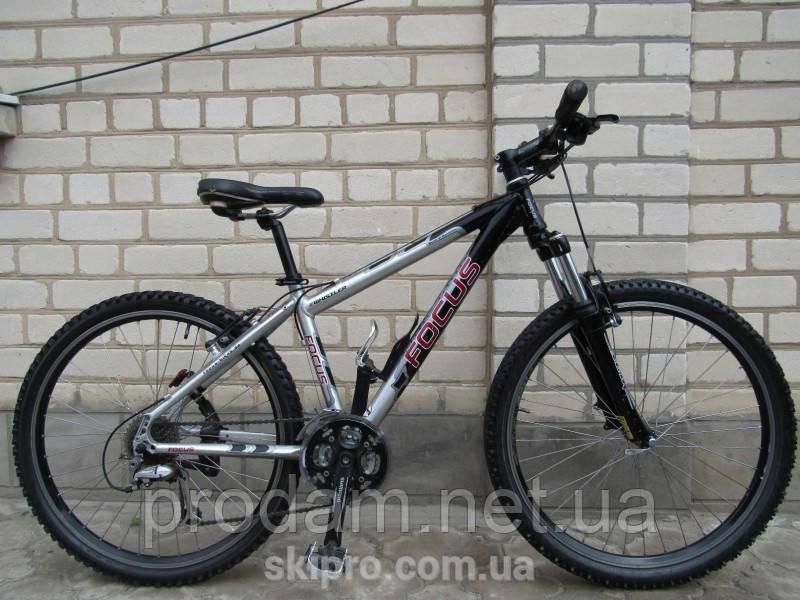 Велосипед Focus whistler (Shimano Deore)