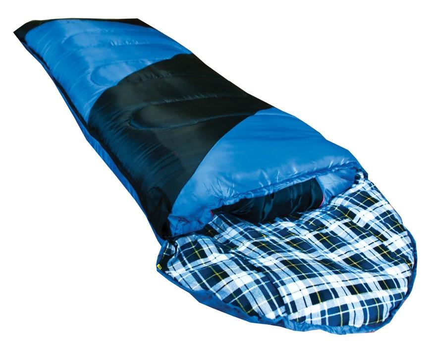 Спальний мішок-ковдра Tramp Nightlife (лівий)