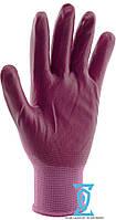 Перчатки рабочие покрытые нитрилом #229