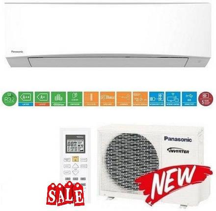 Кондиционер- Panasonic Compact Inverter New (-15°C) CS/CU-TZ25TKEW, фото 2