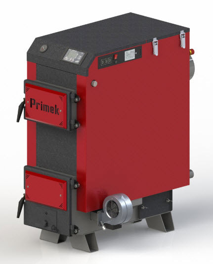 Твердотопливный котел Kotlant Primек ПР-17 с автоматикой zPID