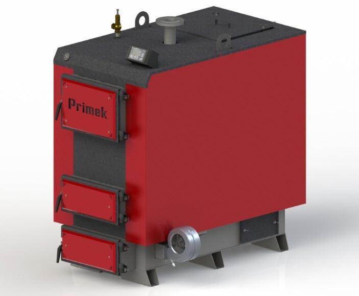 Твердотопливный котел Kotlant Primек ПР-80 с автоматикой zPID