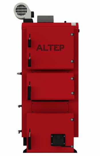 Твердотопливный котел Altep DUO Plus 120