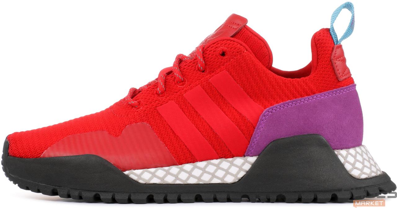 Мужские кроссовки Adidas AF 1.4 Primeknit Red BZ0614, Адидас FA 1.4 Праймкнит