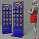 Торговое оборудование стойки Хомка с крючками, фото 4