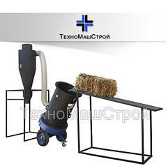 Измельчитель тюков сена (соломы) ДР 500