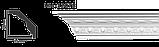 Карниз потолочный с орнаментом Classic Home New  HM-12078Q лепной декор из полиуретана,, фото 2