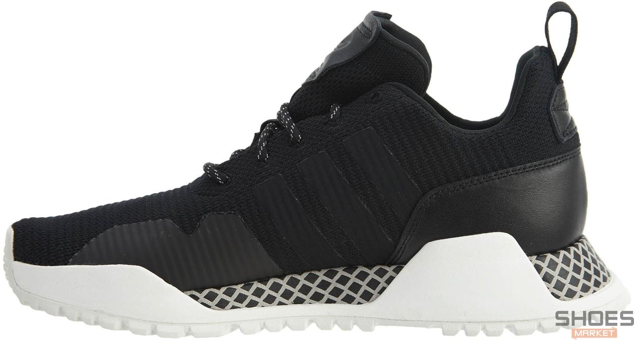 Мужские кроссовки Adidas AF 1.4 Primeknit Black BY9395, Адидас FA 1.4 Праймкнит