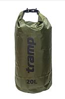 Гермомішок 20л. Tramp-olive