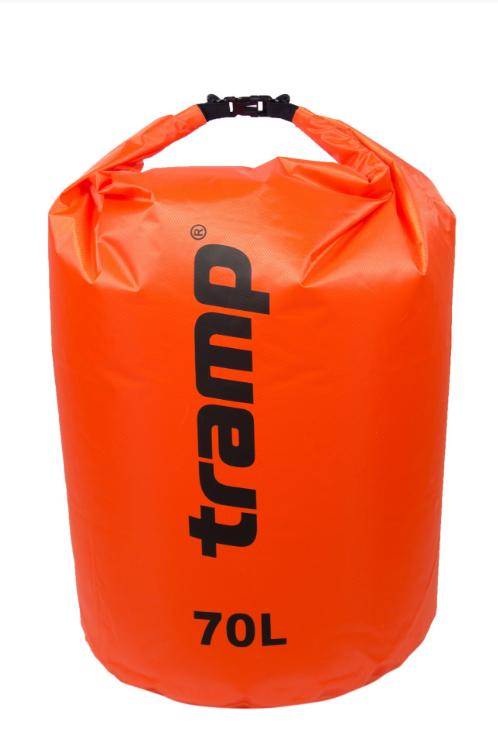 Гермомішок 70л. Tramp-orange