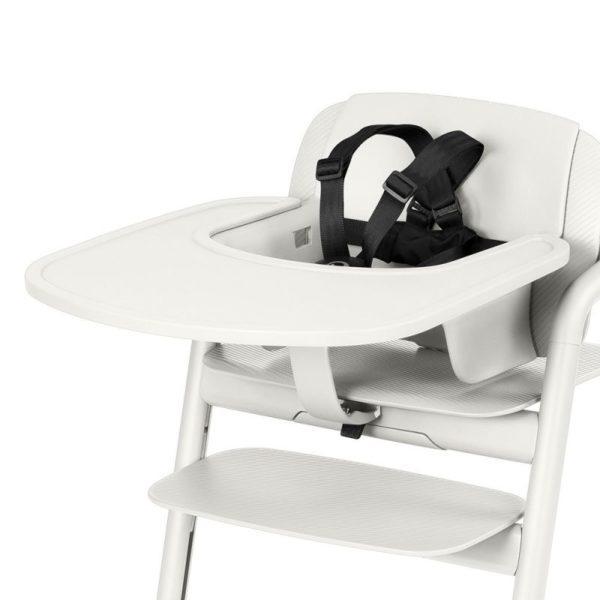 Столик для стульчика Lemo Porcelaine White white
