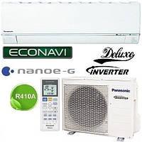 Кондиционер- Panasonic Deluxe Inverter (-15°C) CS/CU-E12RKD
