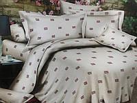 Полуторный постельный комплект с абстрактным рисунком, фото 1