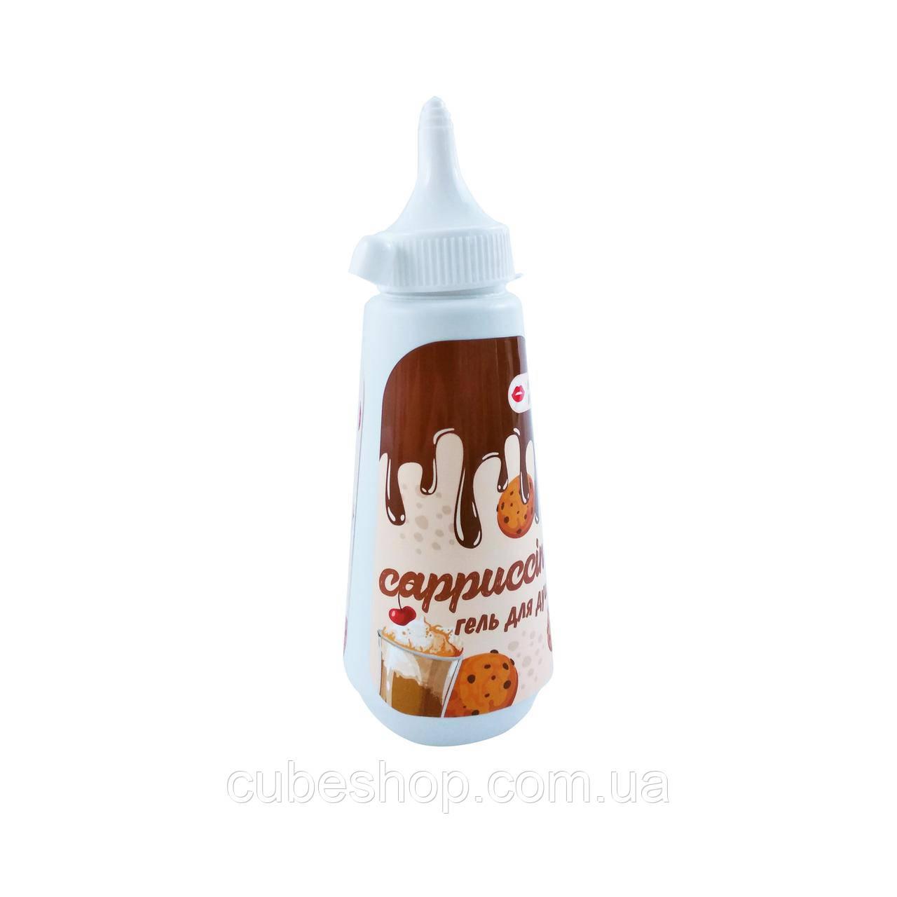 "Гель для душа ""Cappuccino "" белый, 200 мл"