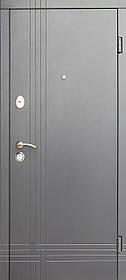 Уличные входные двери Редфорт  (Redfort)  Сити ПВХ Винорит