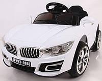 Электромобиль детский Z4 с пультом управления белый (9009)