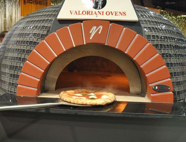 печи для пиццы Valoriani