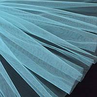 Еврофатин мягкий голубой светлый, ш.160 (14821.080)