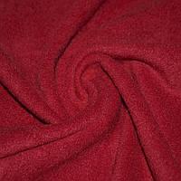Флис красный темный ш.160 (15003.002)
