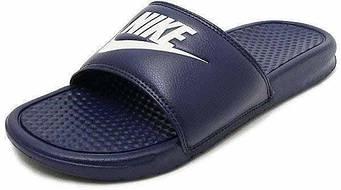 Сланцы и шлёпанцы Nike Шлепанцы Nike Benassi JDI 343880-403