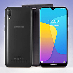 Doogee X90, Y8C 6,1"