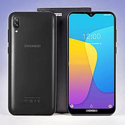 "Doogee X90, Y8C 6,1"" | 1/16Gb | HD | 3400 мАч | Android 8.1 + Стекло"