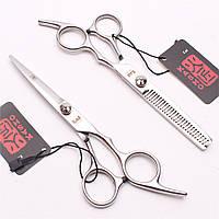 Профессиональные парикмахерские ножницы KASHO, фото 1