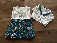 Платья на девочку (туника)