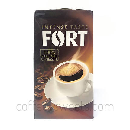 Кофе молотый Fort intense teste 250g, фото 2