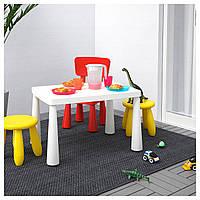 IKEA MAMMUT дитячий столик, фото 1
