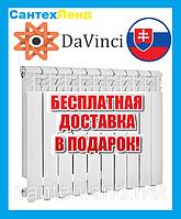 Алюминиевый радиатор DaVinci  500*100