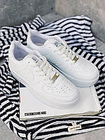 Кроссовки Nike Air Force White