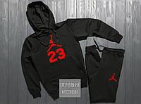 Мужской спортивный костюм Jordan, Джордан, черный (в стиле)