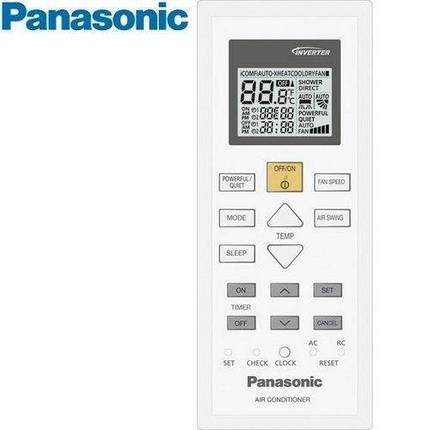 Кондиционер- Panasonic Standard Inverter New (-15°C), фото 2