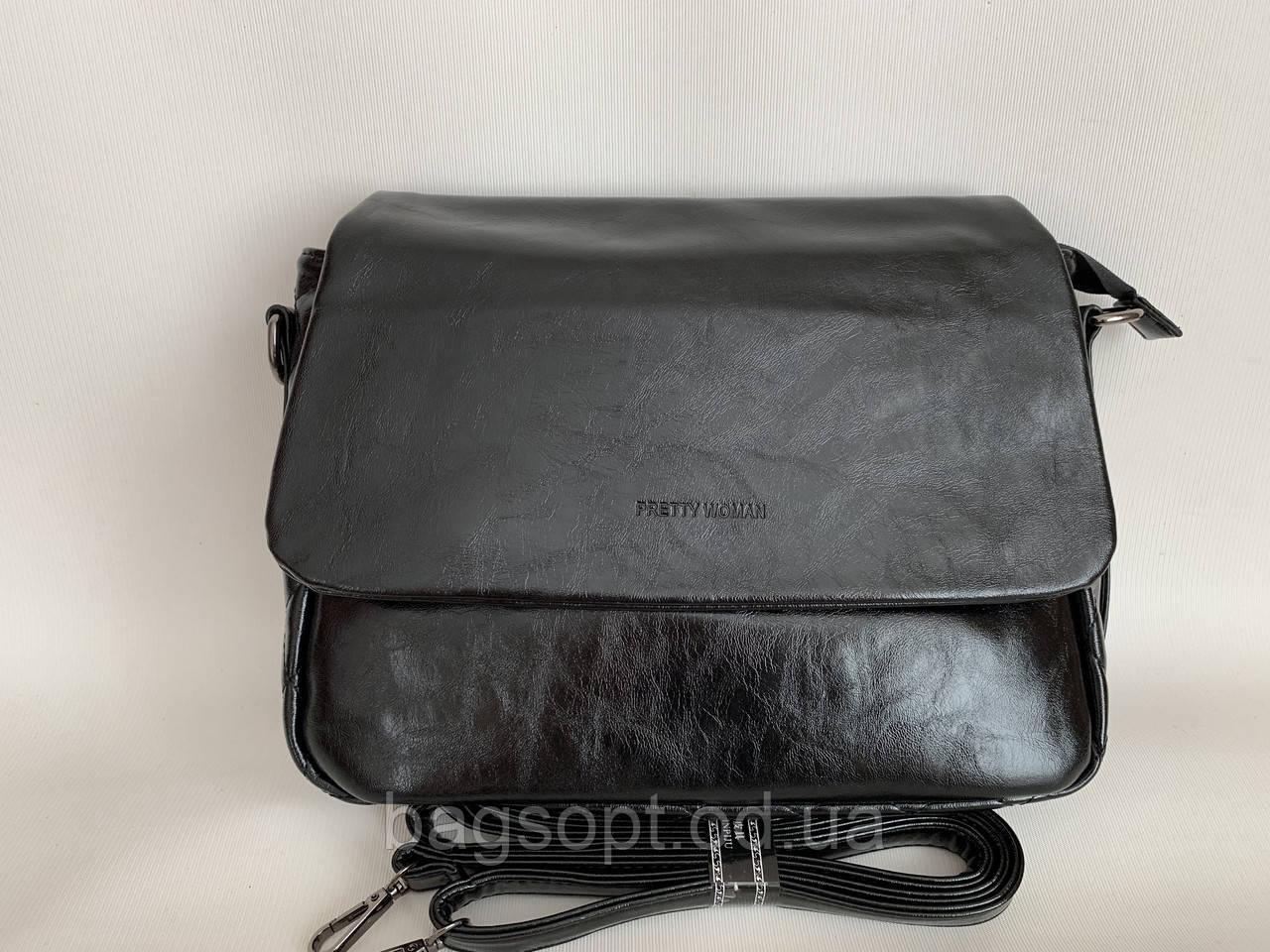 Женская сумка черная Pretty woman