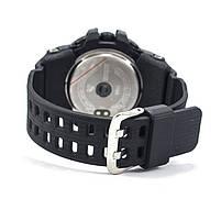 Смарт-часы спортивные Skmei 1188 Black Blue, фото 4