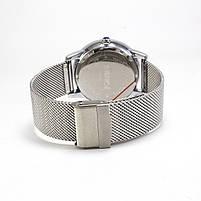 Часы Skmei 9182 Silver Black, фото 4